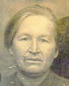 Grandmother Chernia Zalmanovna.