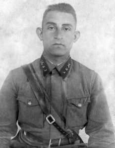 Мой папа. Оборона Москвы. 9-я Гвардейская дивизия 16 армия. 1941 г.