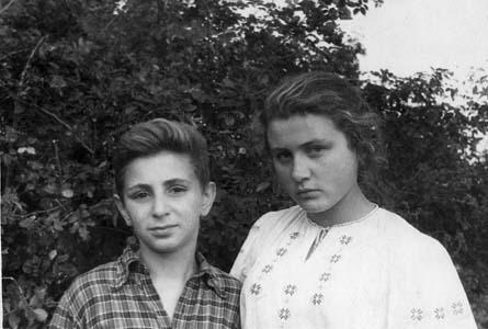 Валерий и Елизавета Белые.