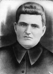Дедушка Исаак Шаевич Шейнин.