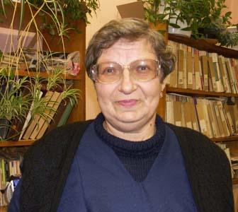 Александра Кузнецова.