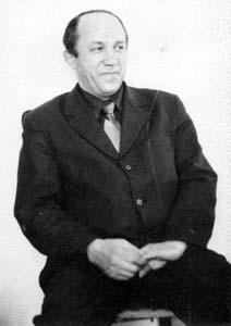 Исаак Львович Овсищер.