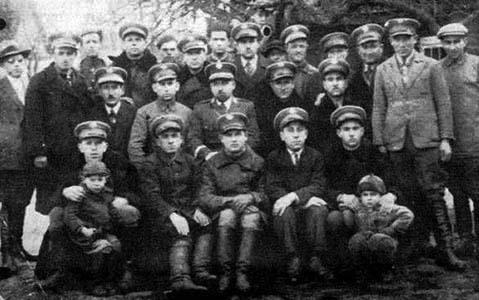 «Бейтар» і «Брыт а-Хаяль». Браслаў. 1930-я гг.
