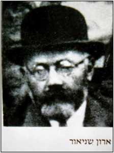 Арон Шнэер.