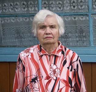 Полина Захаровна Кожевникова