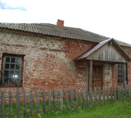 Черея. Старый дом.