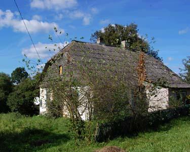 Дрисвяты. Старый еврейский дом.