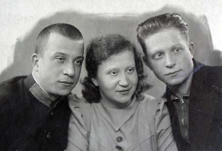 Семья Козловых.