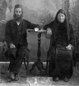 Пиня и Двойра Райхман.