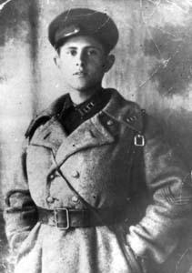 Самуил Райхман, 1942.