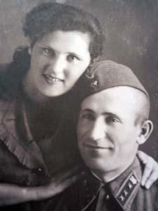 Анна и Георгий Сухачевы.