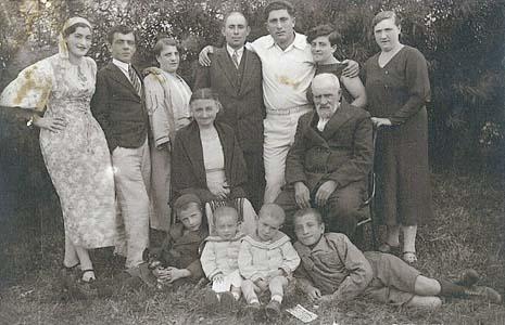 Семья Эткиных.