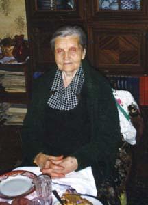 Люба Долгопольская (Юдова).<br />Фото 1980-х гг.
