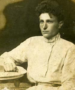 Семен Долгопольский.<br />Фото 1920-х гг.