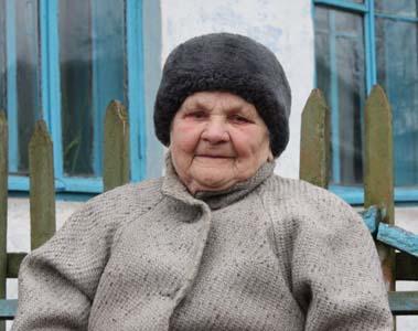 Valentina Aleksyevna Glushneva.