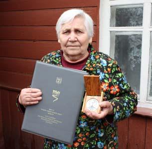 Olga Vasilievna Korago.