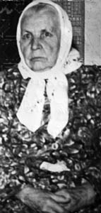 Anna Karpovna Korago.