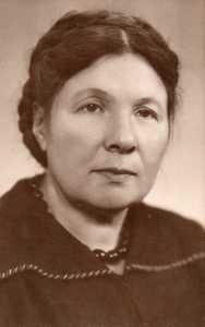 Соня Массарская.