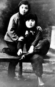 Александр и Ада Массарские.
