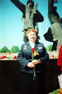 Galina Alpatova (Turnianskaya).