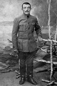 Лейба Шульман. Фото 1914 г.