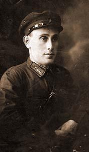 Зельман Голынков.