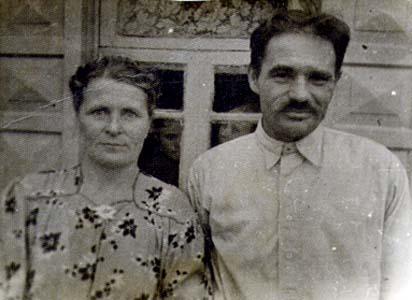 Елена и Иван Исправниковы.