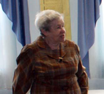 Вера Ключникова. Фото 2009г.