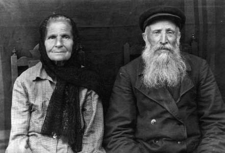 Ломоносеники Муся и Шевел,<br />расстрелянные в Яновичах 10 сентября 1941 г.