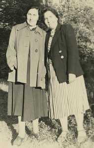 Гита и Роза Шухман.