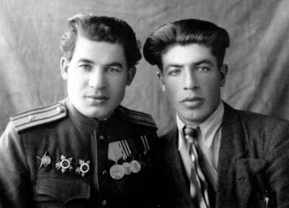 Давид и Наум Кикинзоны.