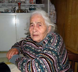 Елизавета Мееровна Дехтярь.