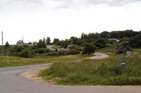 Местечко Кубличи.