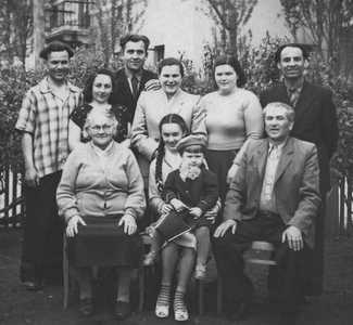 Семья Коган.