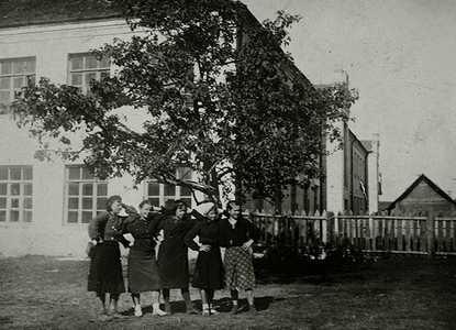 Школа №2. Лепель.