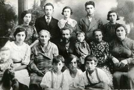 Семья Шлопак.