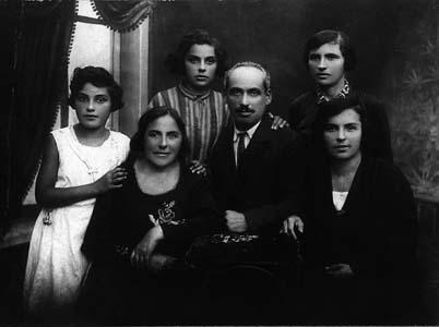 Семья Лившиц.