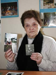 Валентина Иосифовна Филипкова. 2009г.