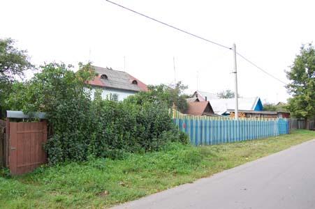 На этом месте находилось Оршанское гетто.