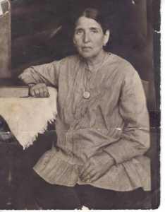Роза Хаймовна Кролик (Сандлер).
