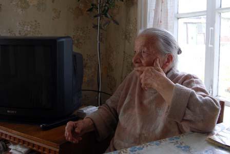Мария Максимовна Рычажникова.
