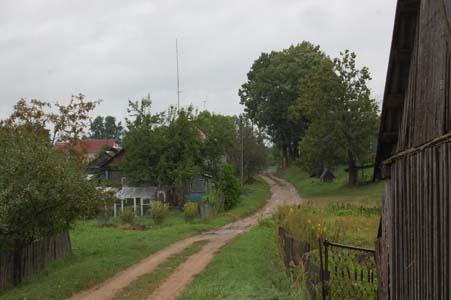 Улица Освеи.