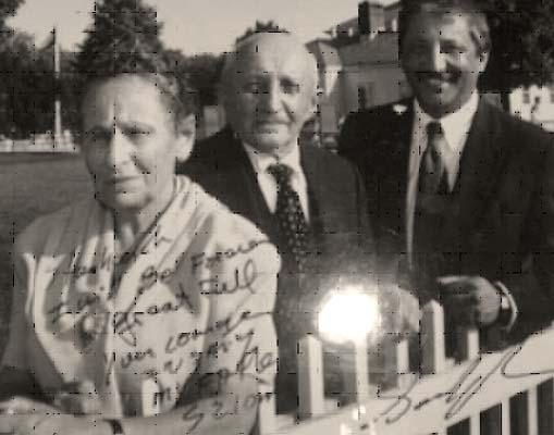 Семья Гейденсонов. США.