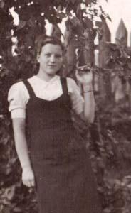 Валентина Савицкая.