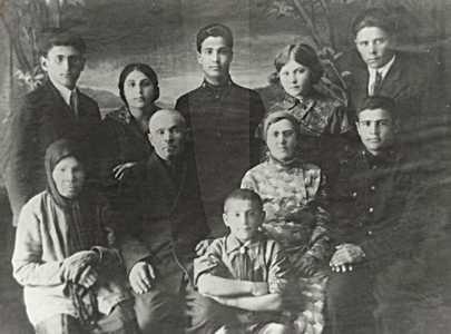 Семья Гершман.