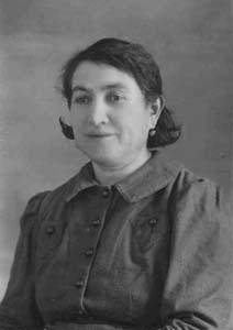 Бэла Лозинская (Кипнис).