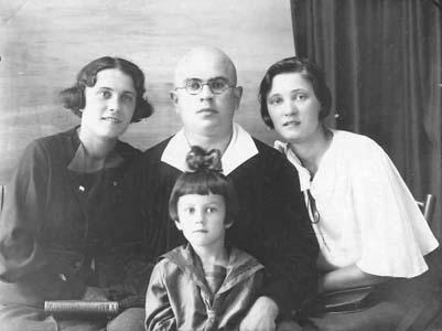 Семья Лозинских.