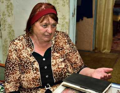 Людмила Ордынская.