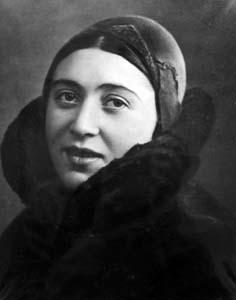Stera Raikina-Sagalovich.