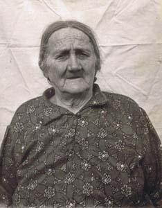 Миня Хаймовна Блюмкина.